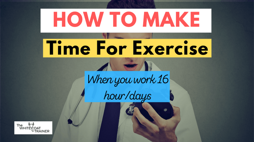 how-to-make-time-for-exercise