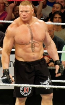 Image Source: https://en.wikipedia.org/wiki/Brock_Lesnar