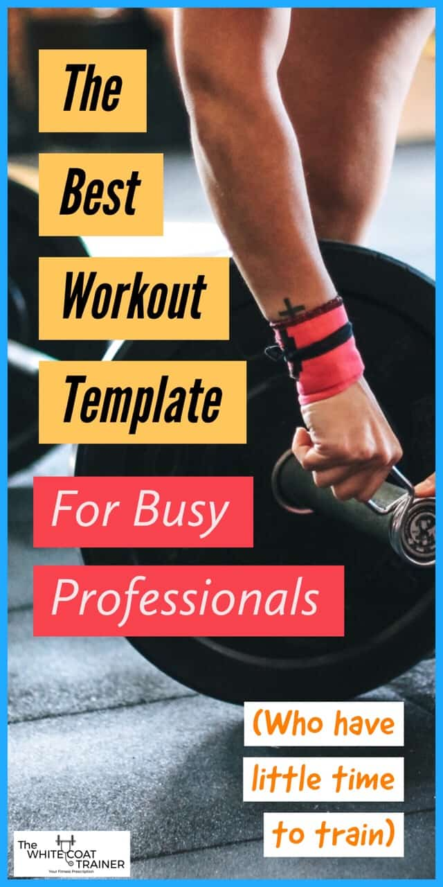 best-workout-template