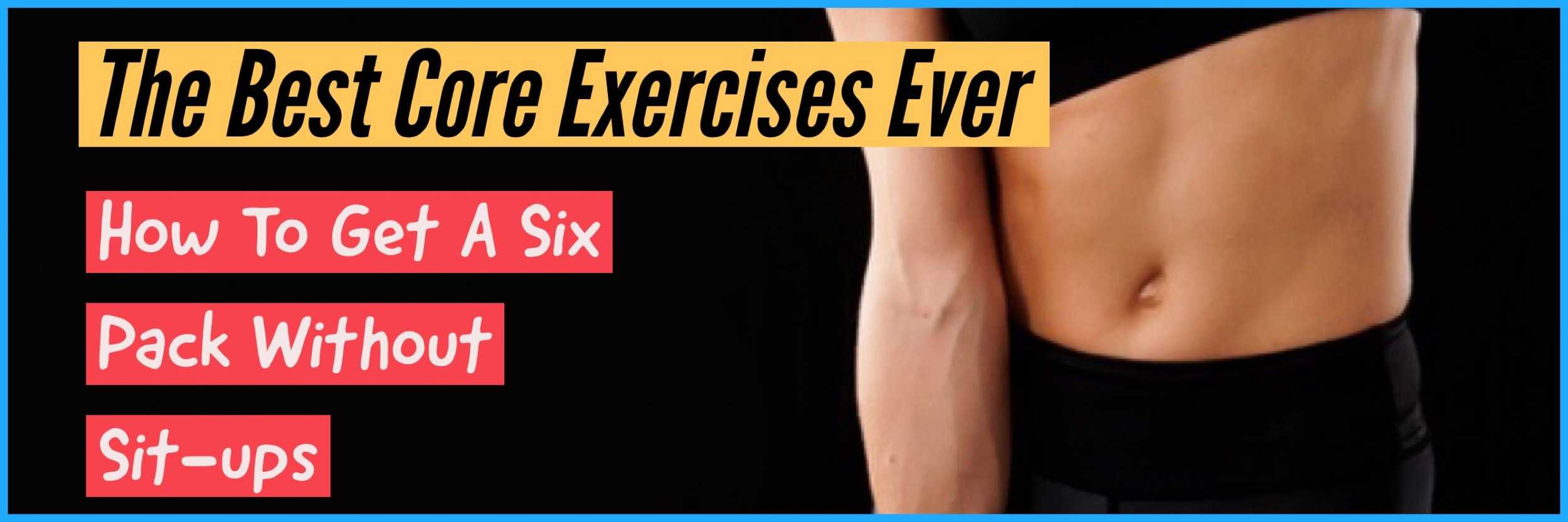 best-core-exercises-for-strength