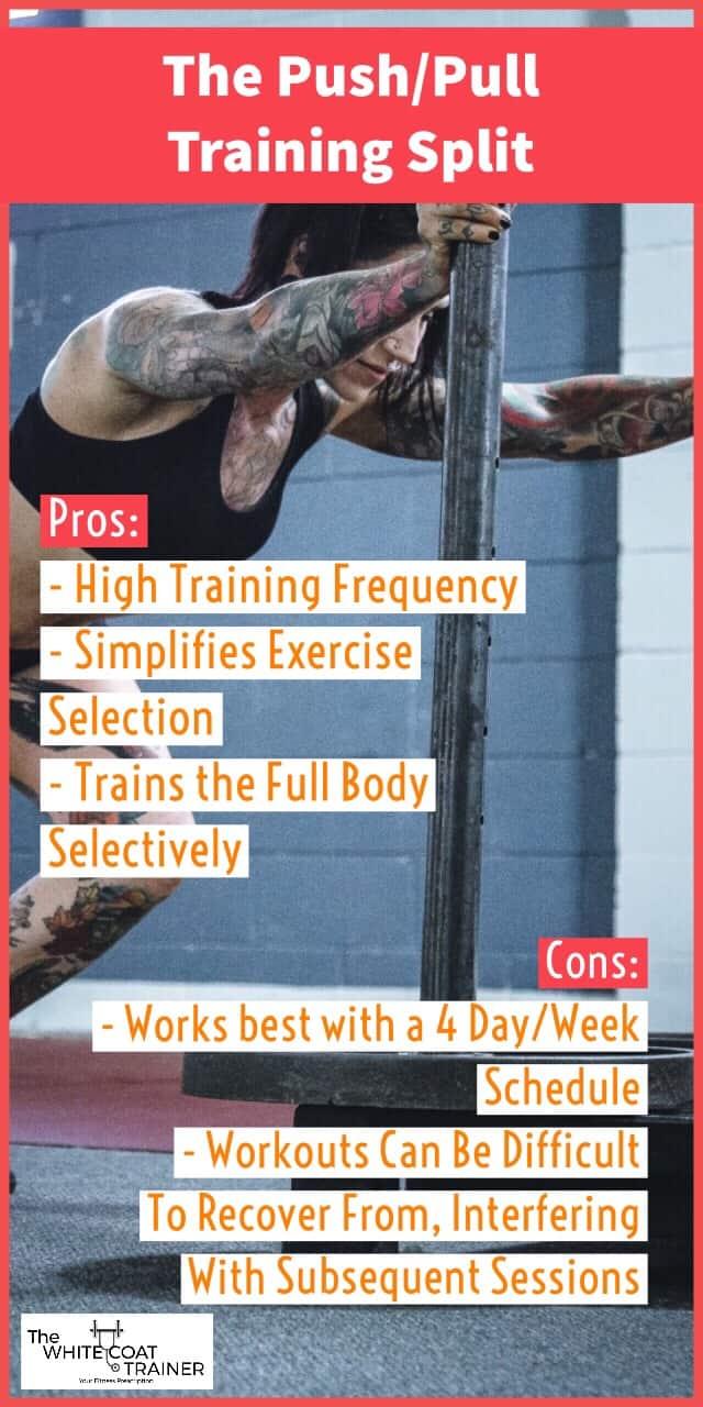 push-pull-workout-split
