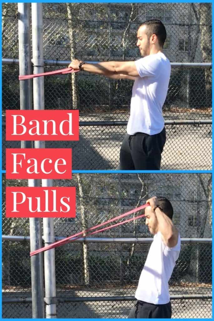 resistance-band-face-pulls