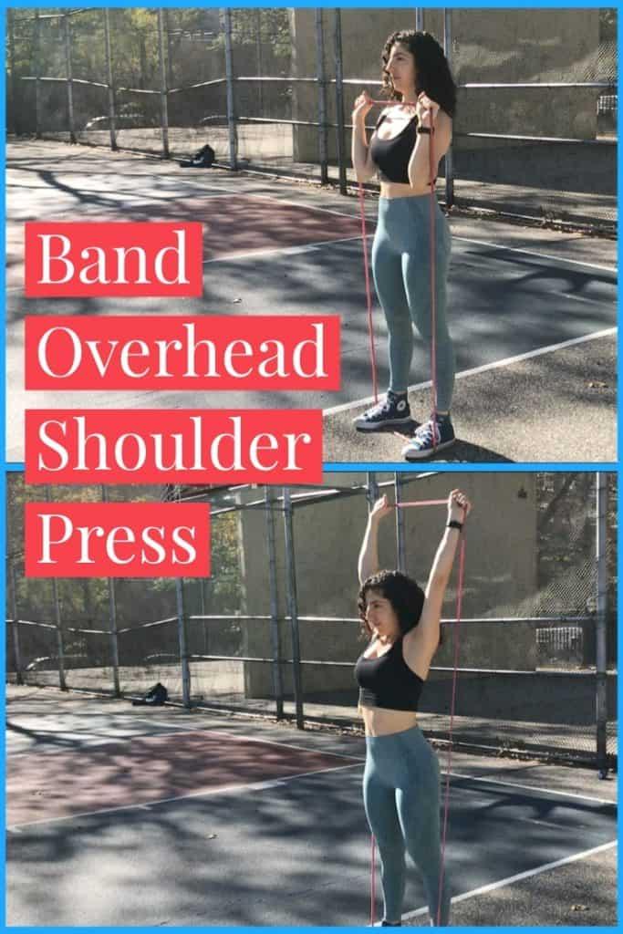 band-overhead-press