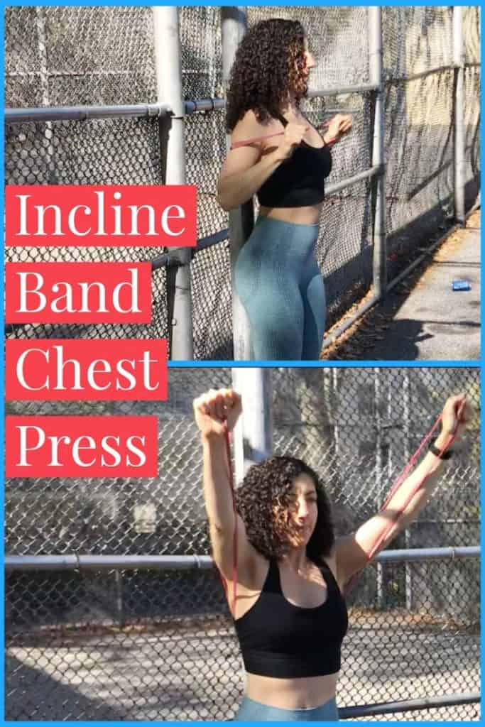 band-incline-chest-press
