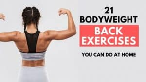 calisthenic back exercises