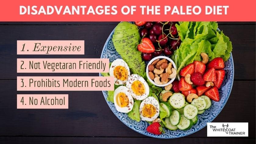 disadvantages-of-paleo